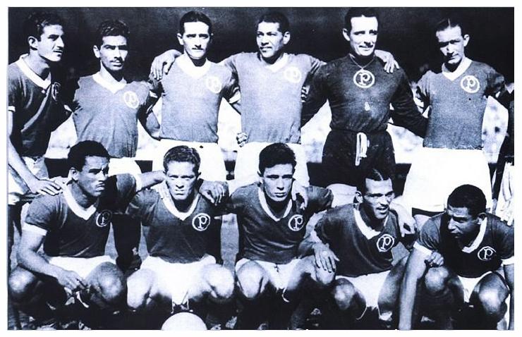 O Palmeiras chegou ao torneio na condição de então campeão paulista