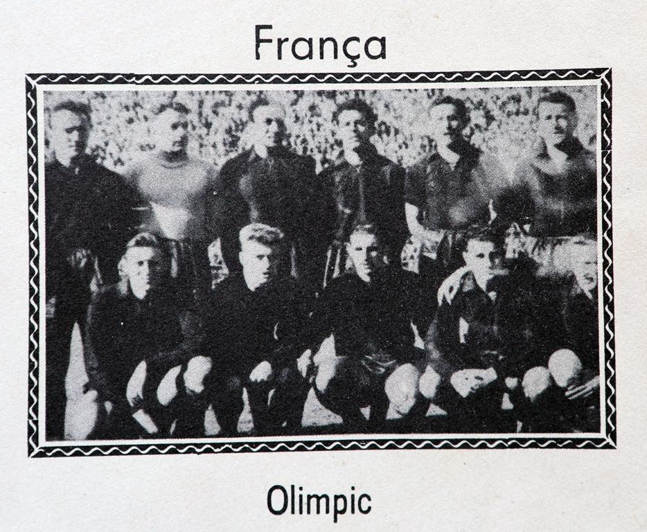 Campeão francês da temporada 1950-51, o Nice integrou o seleto grupo dos europeus